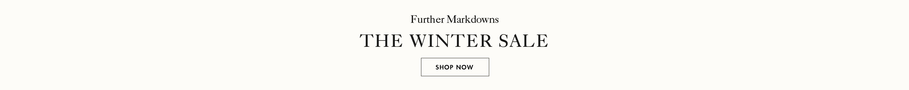 Further Markdowns
