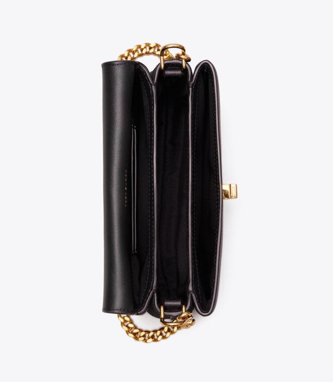 KIRA MIXED-MATERIALS MINI BAG   001   Mini Bags