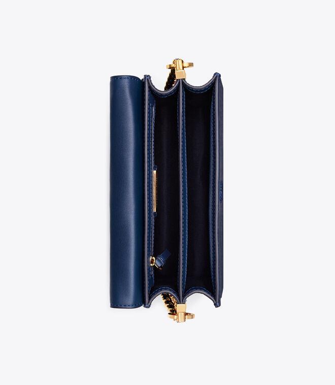 Robinson Embossed Convertible Shoulder Bag