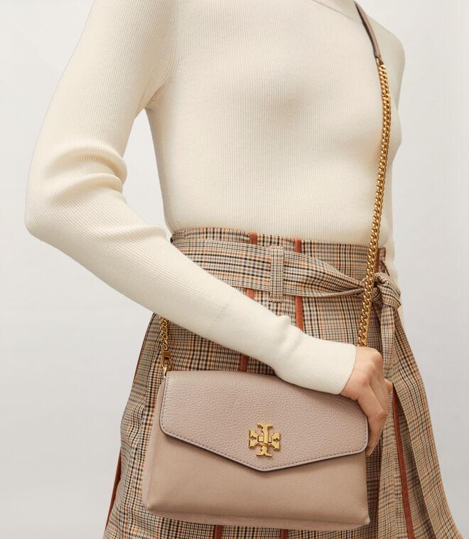 KIRA MIXED-MATERIALS MINI BAG   082   Mini Bags