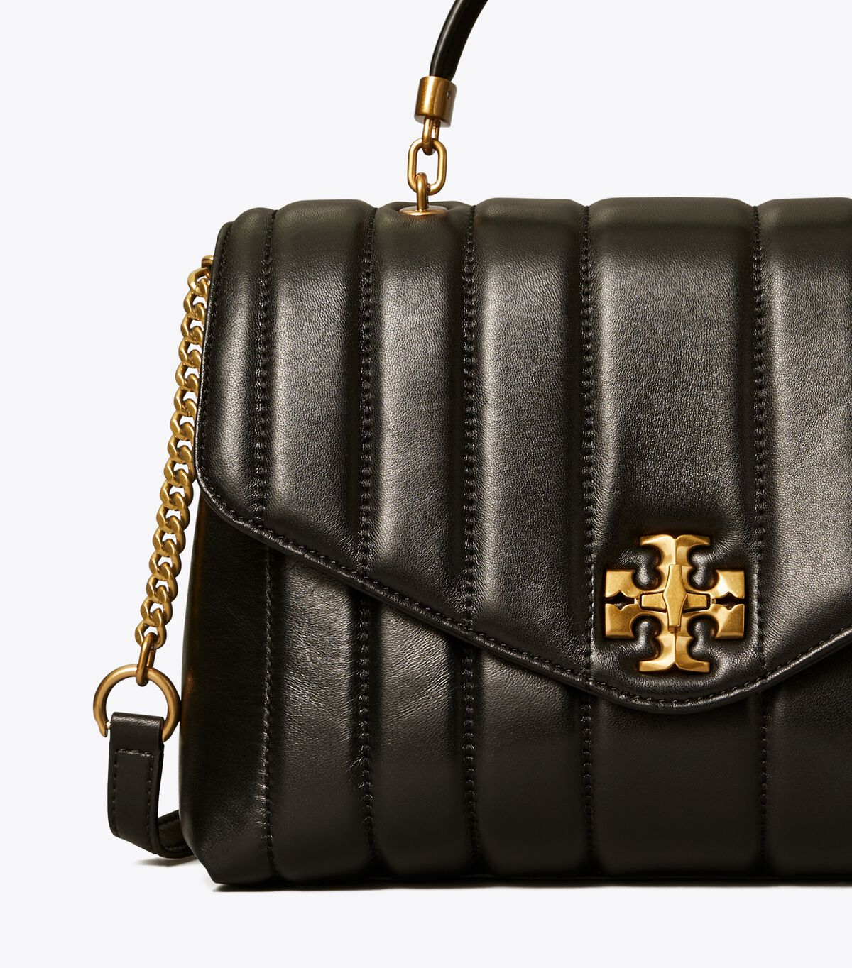 Kira Quilted Satchel