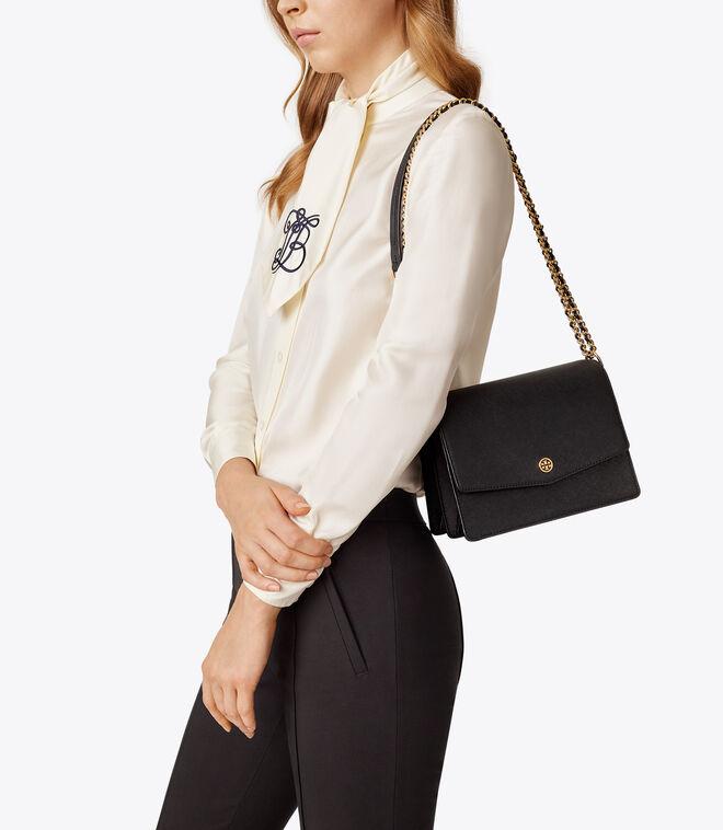 ROBINSON CONVERTIBLE SHOULDER BAG   018   Shoulder Bags