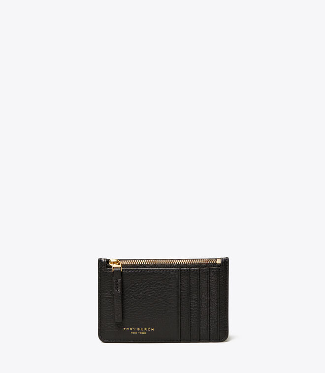 PERRY TOP-ZIP CARD CASE   001   Card/Coin Cases