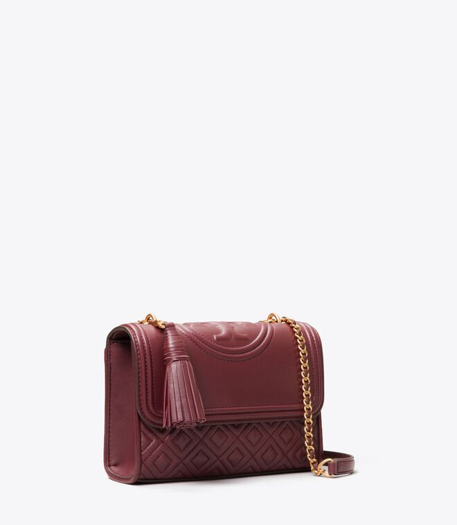 FLEMING SMALL CONVERTIBLE SHOULDER BAG | 639 | Shoulder Bags