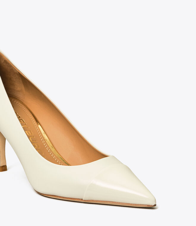 PENELOPE 65MM CAP-TOE PUMP | 164 | Pumps
