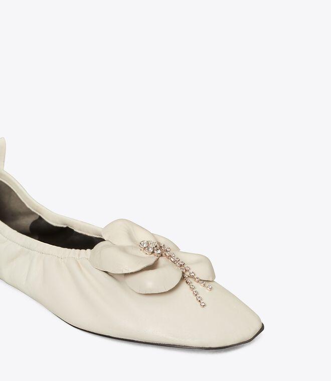 Flower Ballet Flat