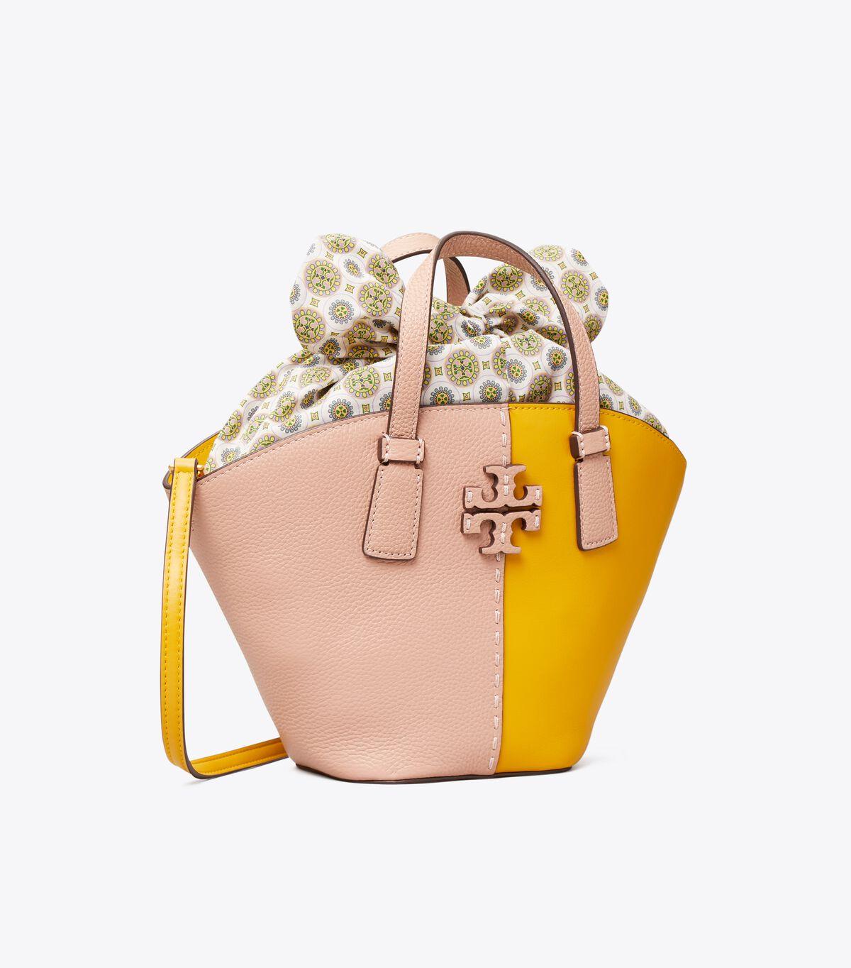 McGraw Color-Block Mini Shopper Tote
