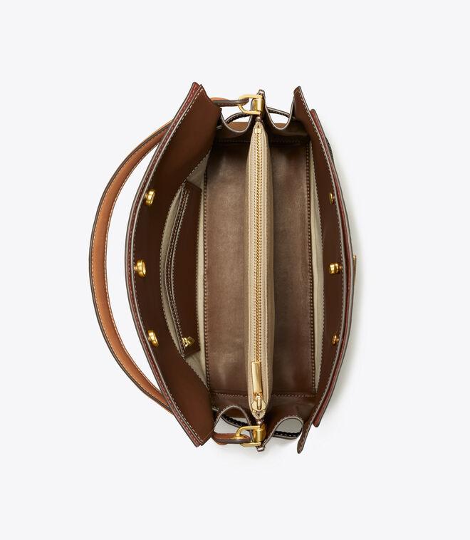 LEE RADZIWILL DOUBLE BAG | 001 | Satchels