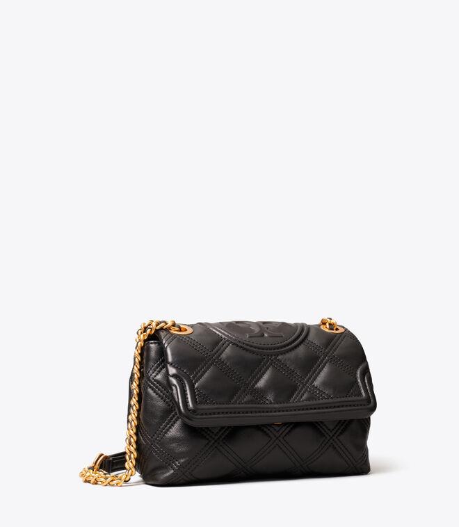 FLEMING SOFT SMALL CONVERTIBLE SHOULDER BAG   001   Shoulder Bags