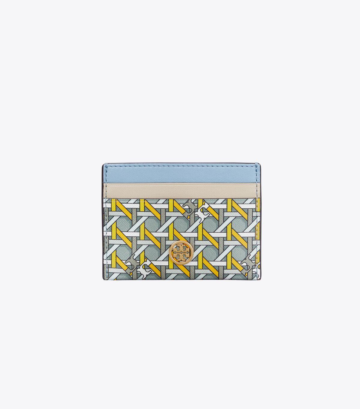 ROBINSON PRINTED CARD CASE
