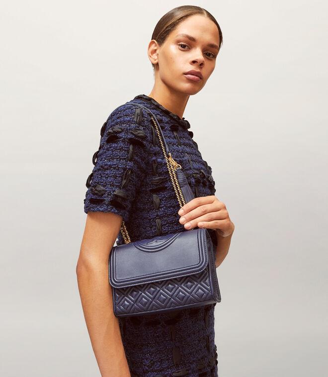 FLEMING SMALL CONVERTIBLE SHOULDER BAG | 403 | Shoulder Bags