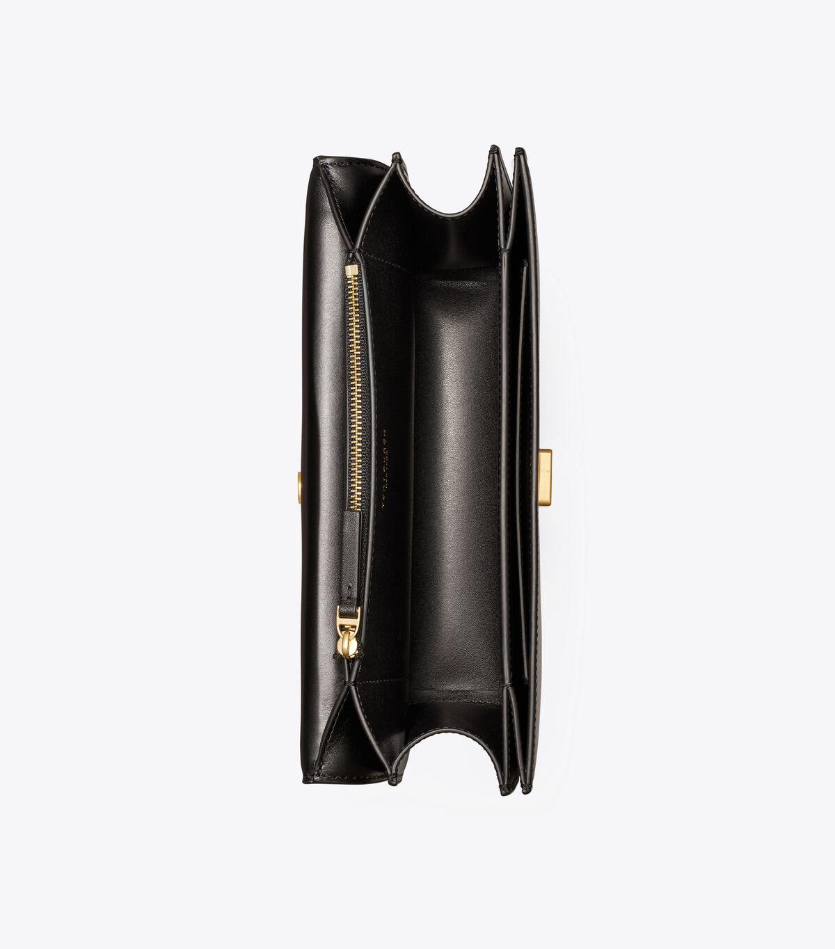 ELEANOR CANVAS CONVERTIBLE SHOULDER BAG
