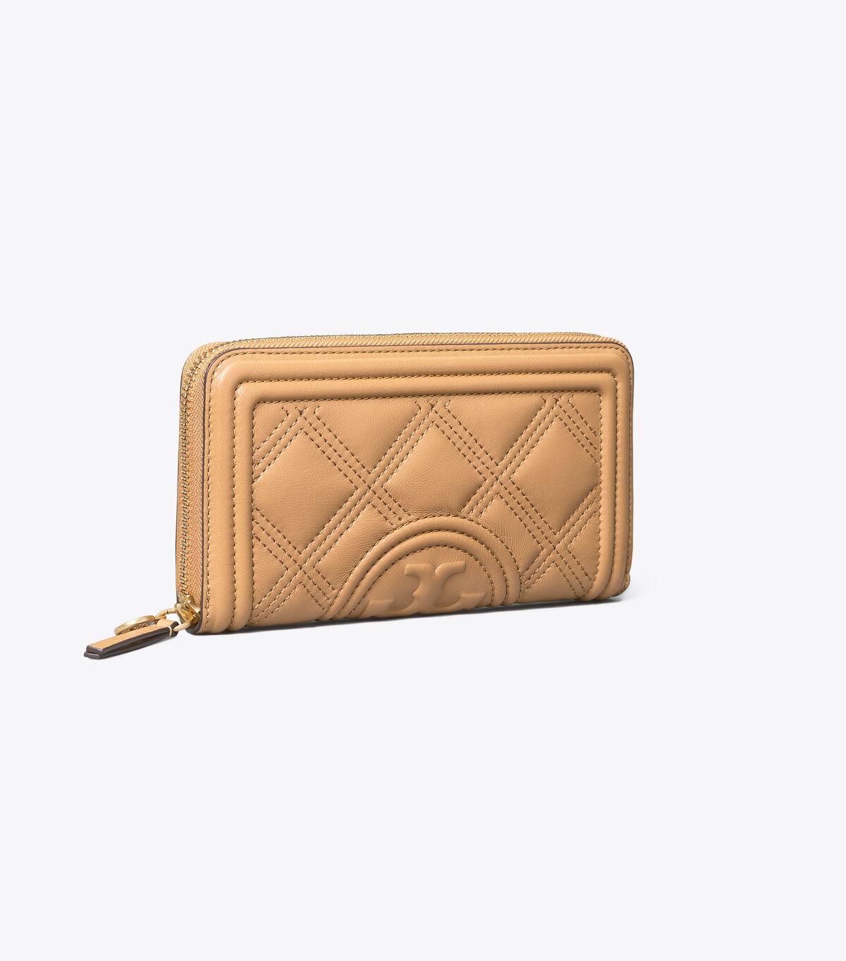 Fleming Soft Zip Continental Wallet