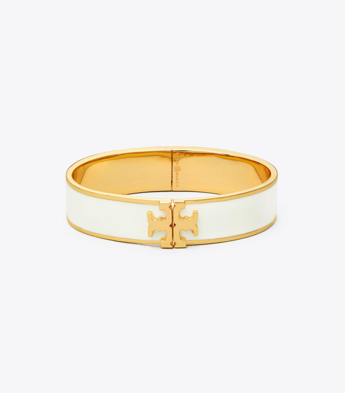 Kira Enameled Bracelet