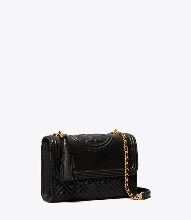FLEMING SMALL CONVERTIBLE SHOULDER BAG | 001 | Shoulder Bags