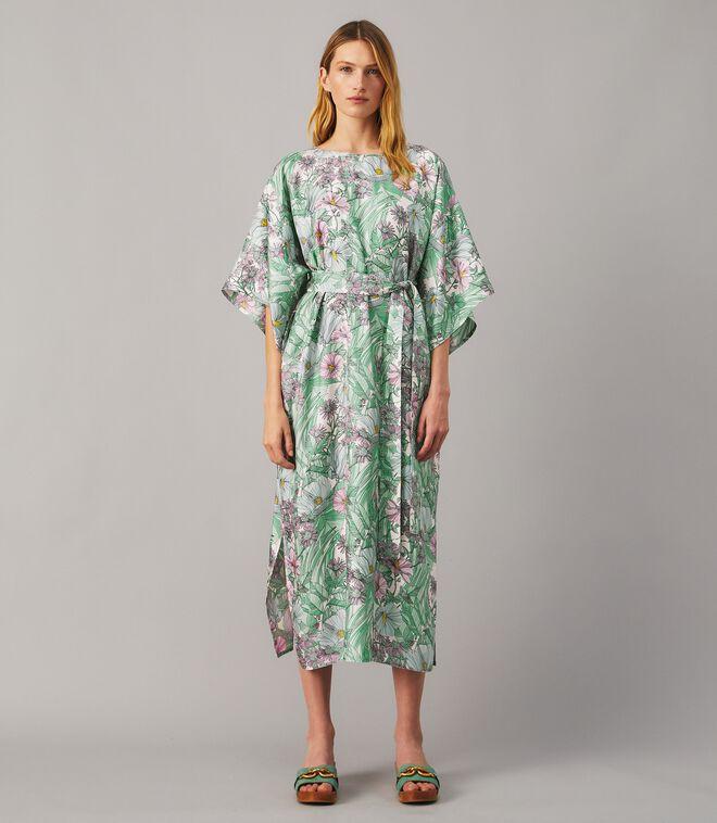 Robinson Printed Silk Dress