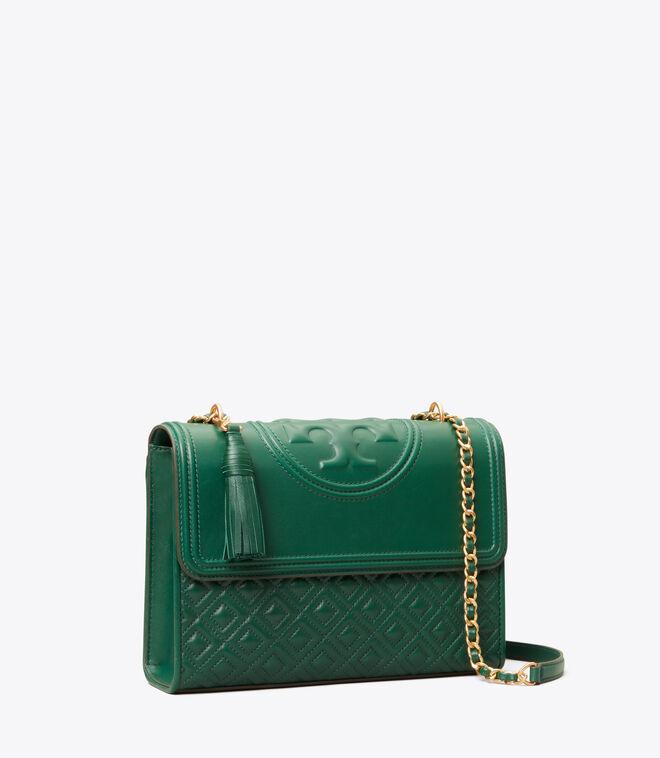 FLEMING CONVERTIBLE SHOULDER BAG | 318 | Shoulder Bags