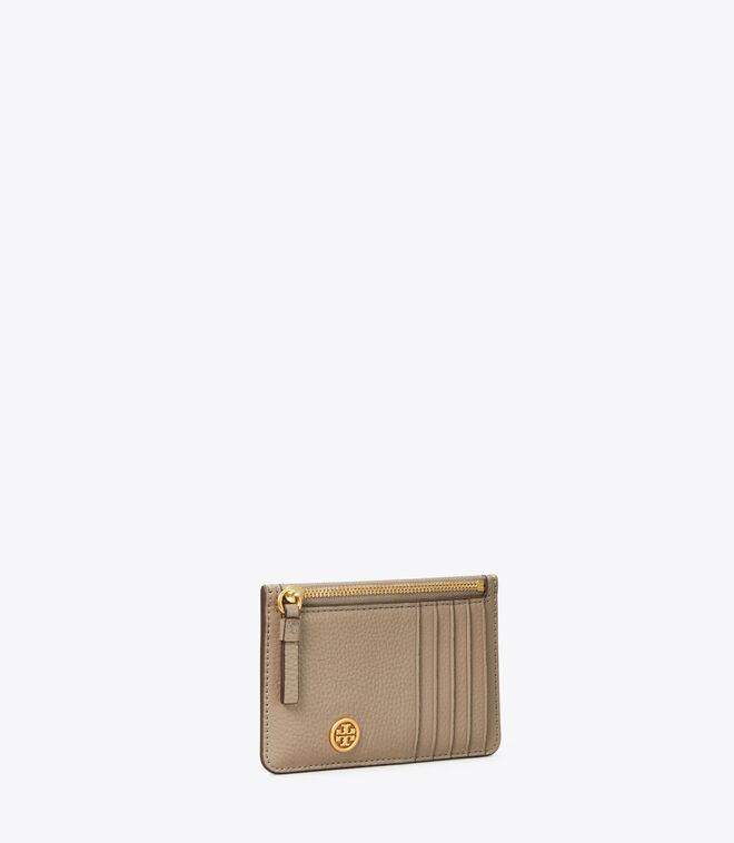 Walker Top-Zip Card Case