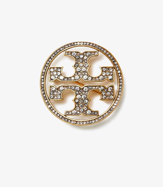 MILLER PAVE BROOCH | 072 | Brooches