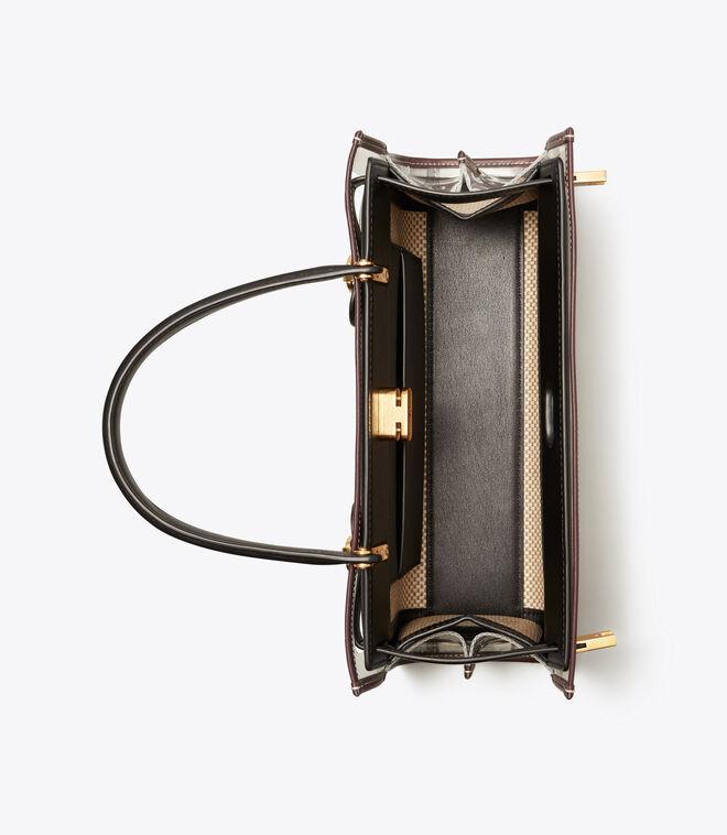 LEE RADZIWILL CANVAS RAINCOAT SMALL BAG   270   Satchels