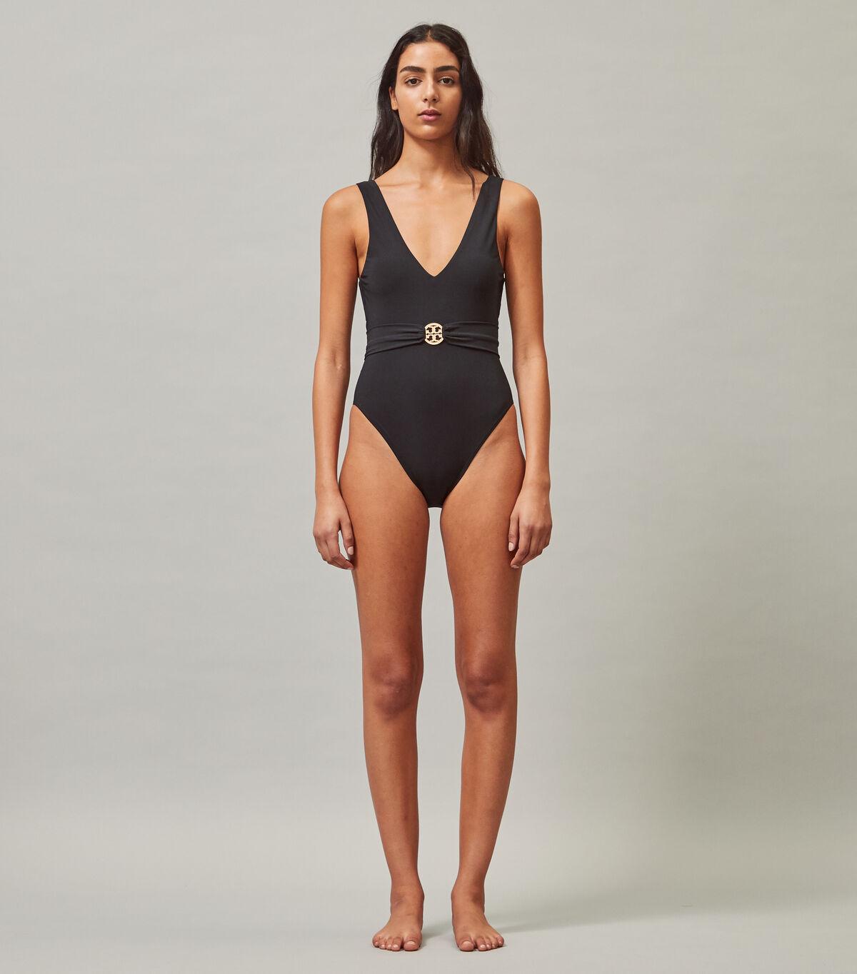 Miller Plunge One-Piece Swimsuit