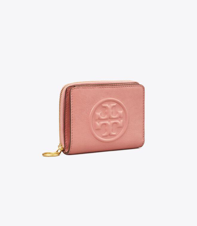 Perry Bombé Glazed Bi-Fold Wallet