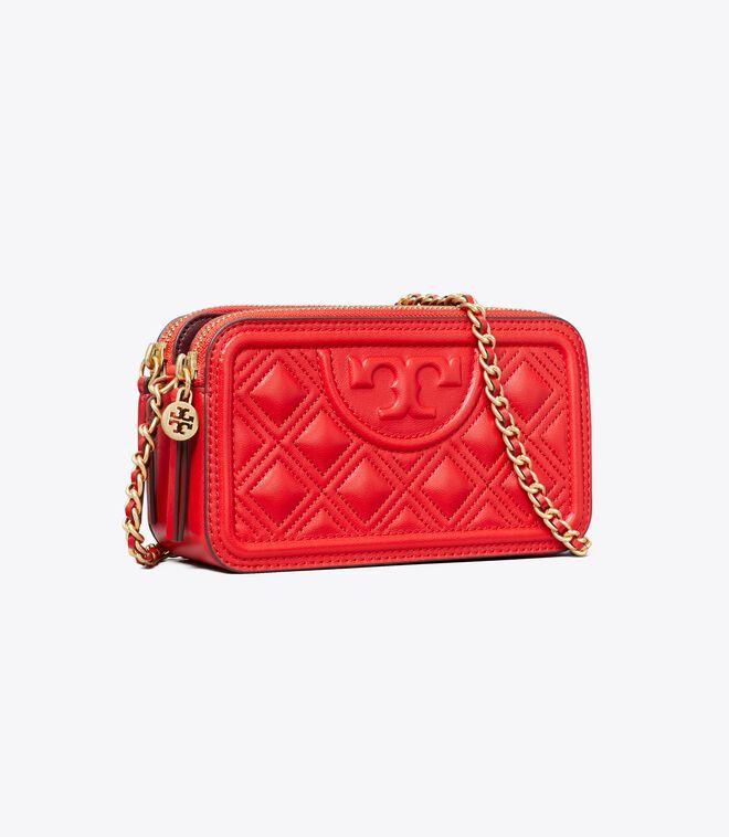 Fleming Double-Zip Mini Bag