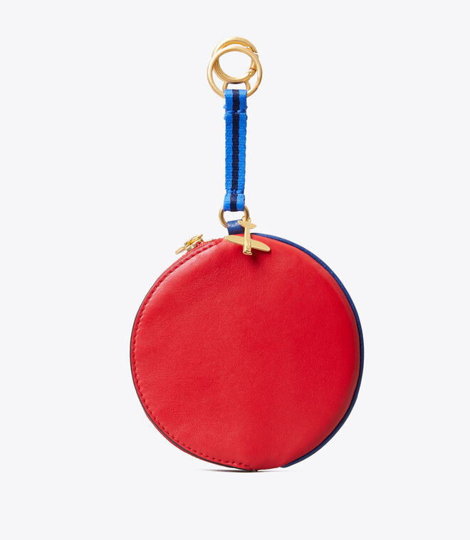 Hotel Patch Pouch Key Ring