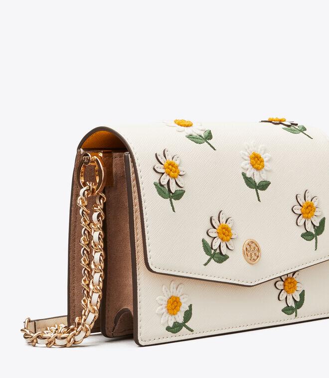 ROBINSON EMBROIDERED MINI SHOULDER BAG | 104 | Mini Bags