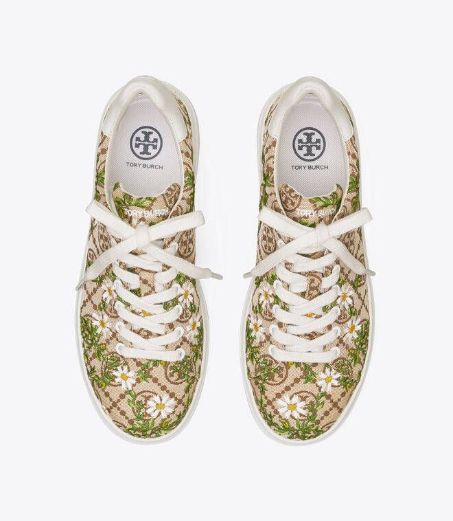 HOWELL T- MONOGRAM EMBROIDERED