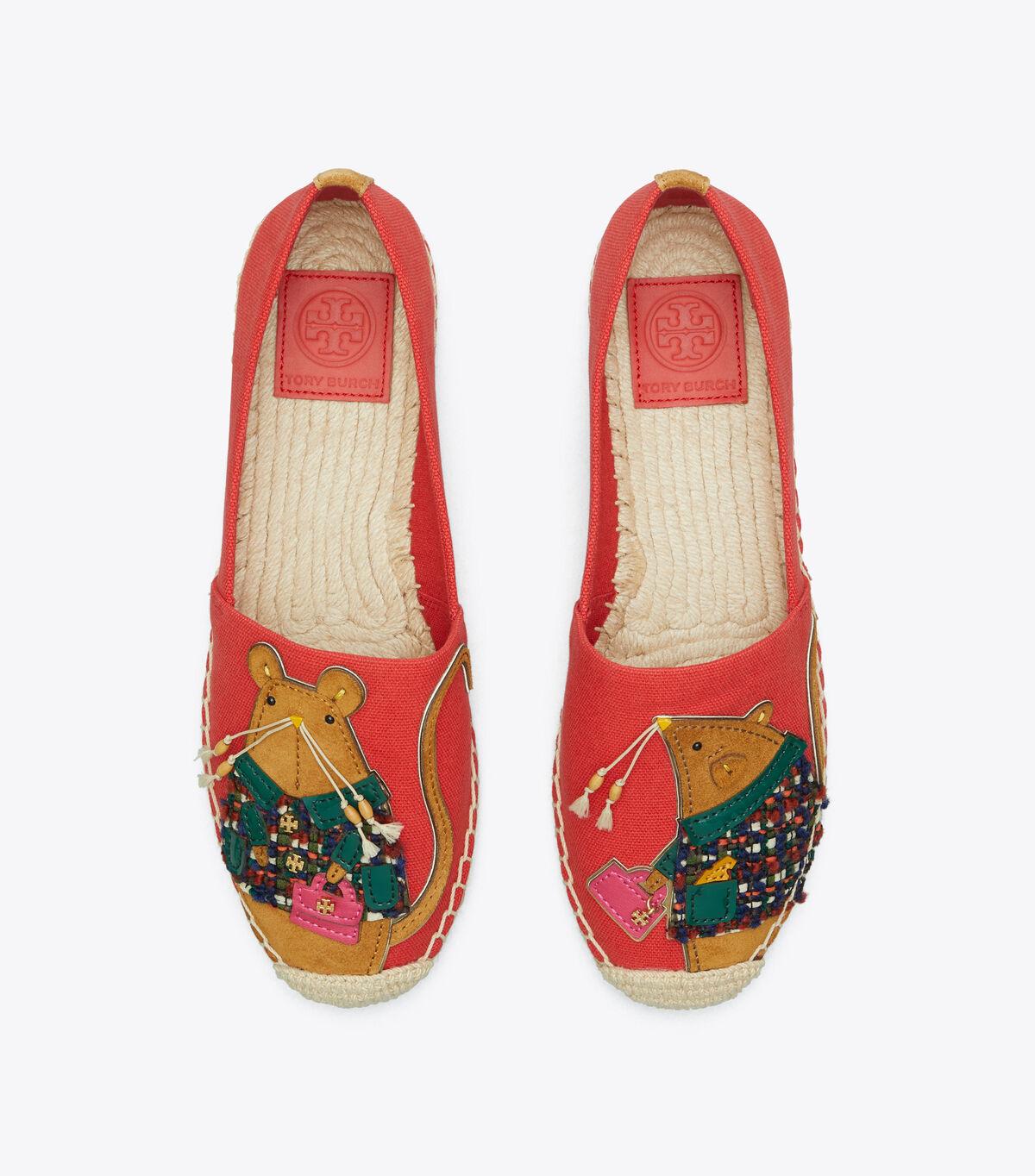 حذاء قماشي ريتا ذا رات